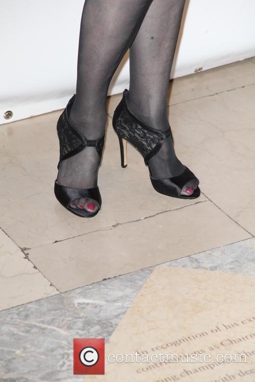 Suzanne Savoy Feet