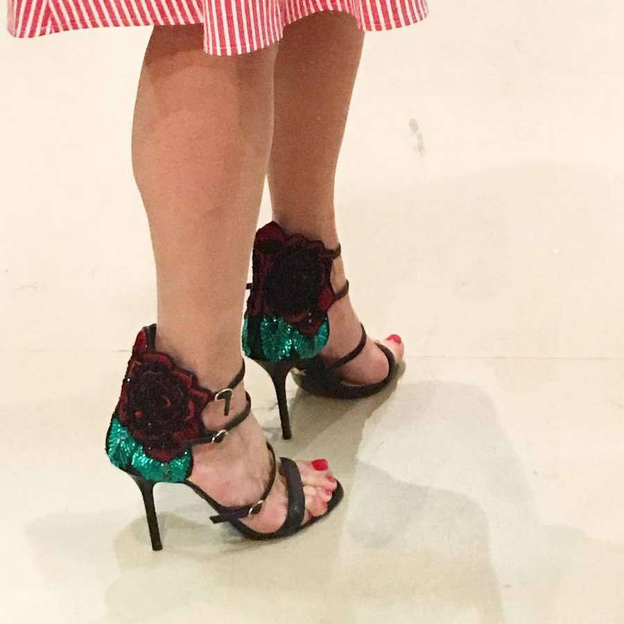 Barbara Tabita Feet