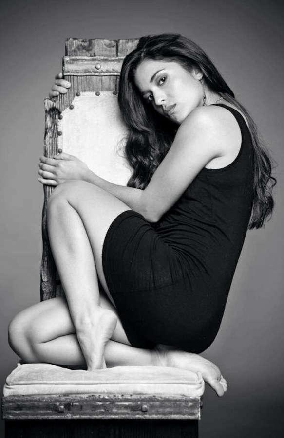 Alicia Sixtos Feet