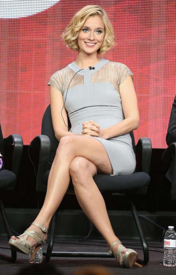 Caitlin Fitzgerald Feet
