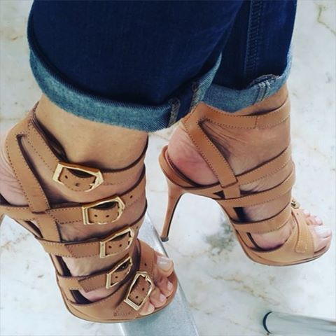 Fabiana Scaranzi Feet