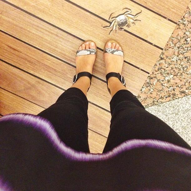 Lindsey Calla Feet