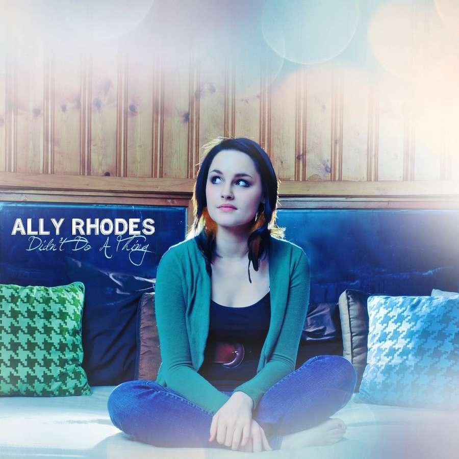 Ally Rhodes Feet