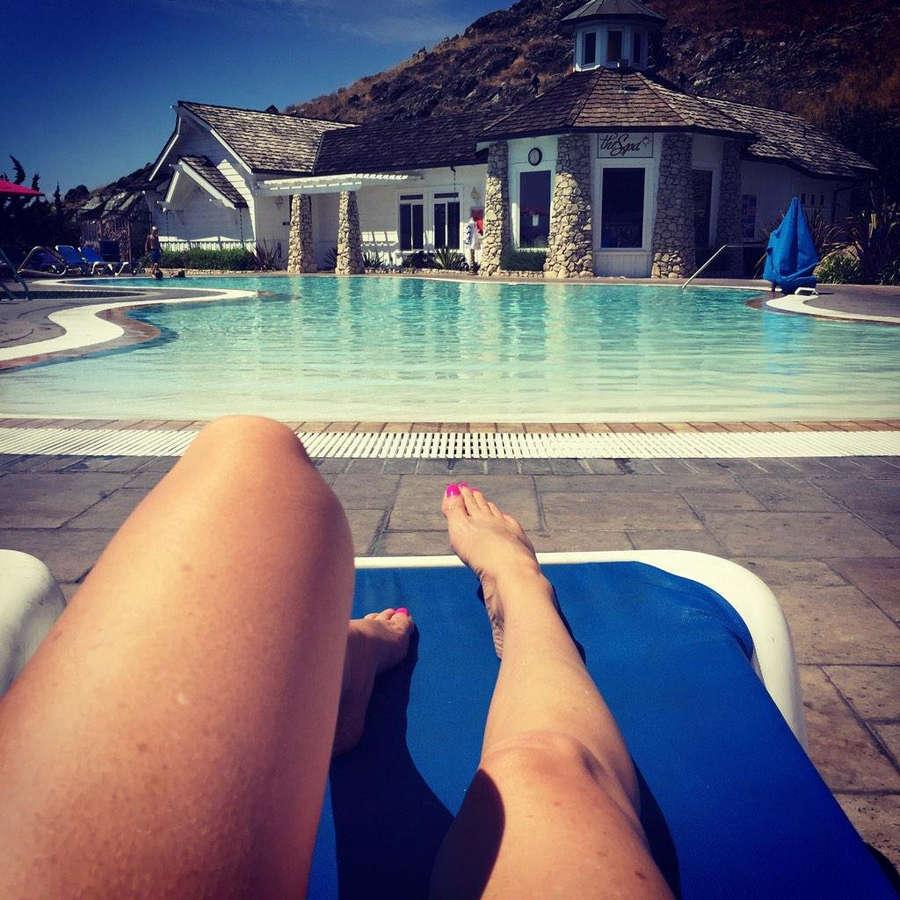 Bridget Marquardt Feet