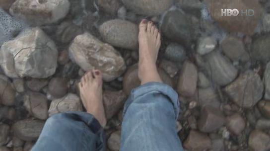 Kristyna Novakova Feet