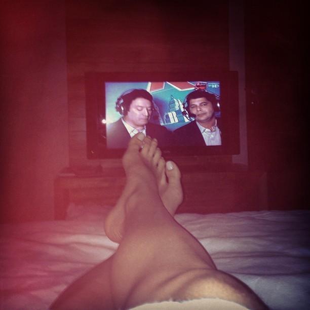 Camila Brait Feet