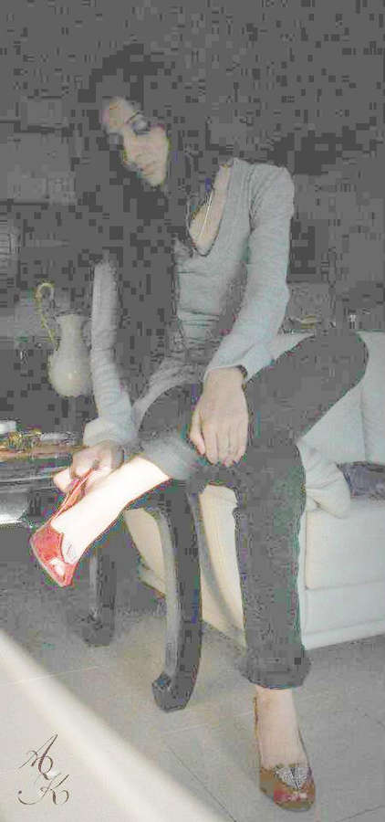 Marwa Hussein Feet