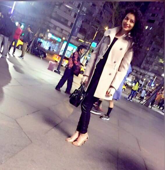Sukirti Khandpal Feet