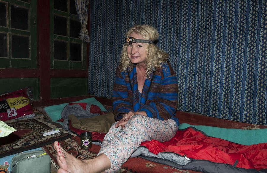 Svetlana Nalepkova Feet