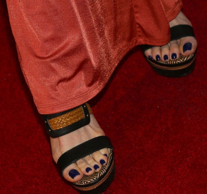 Carmit Bachar Feet