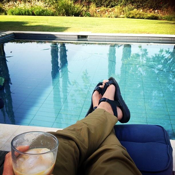 Doron Matalon Feet
