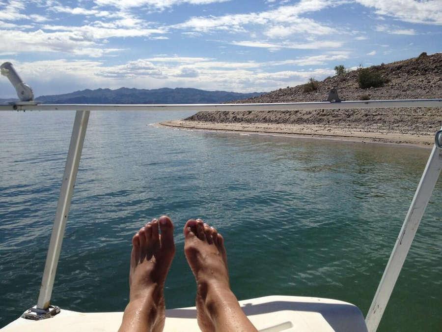 Kelly Mayer Feet