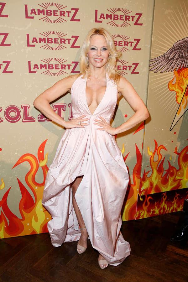 Pamela Anderson Feet