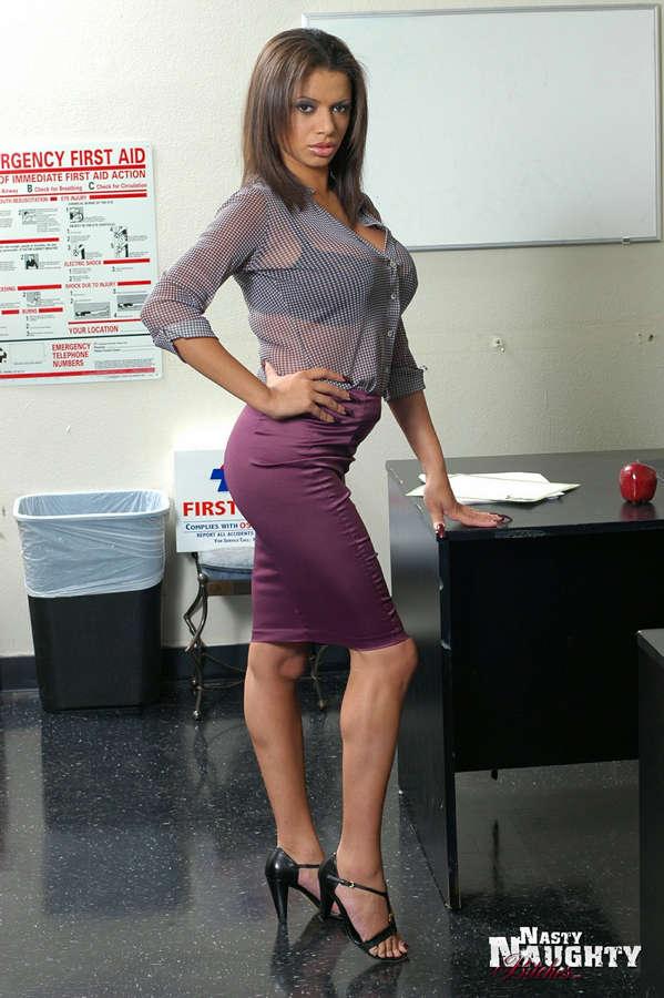 Alexis Silver Feet
