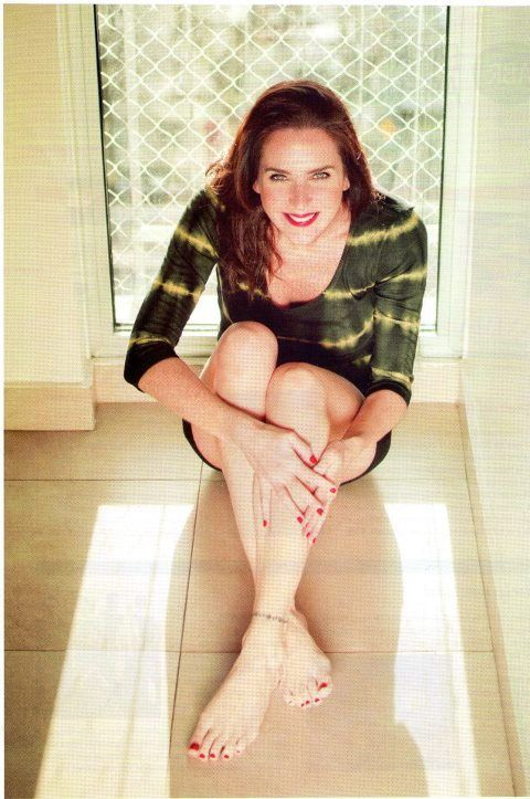 Florencia Ortiz Feet