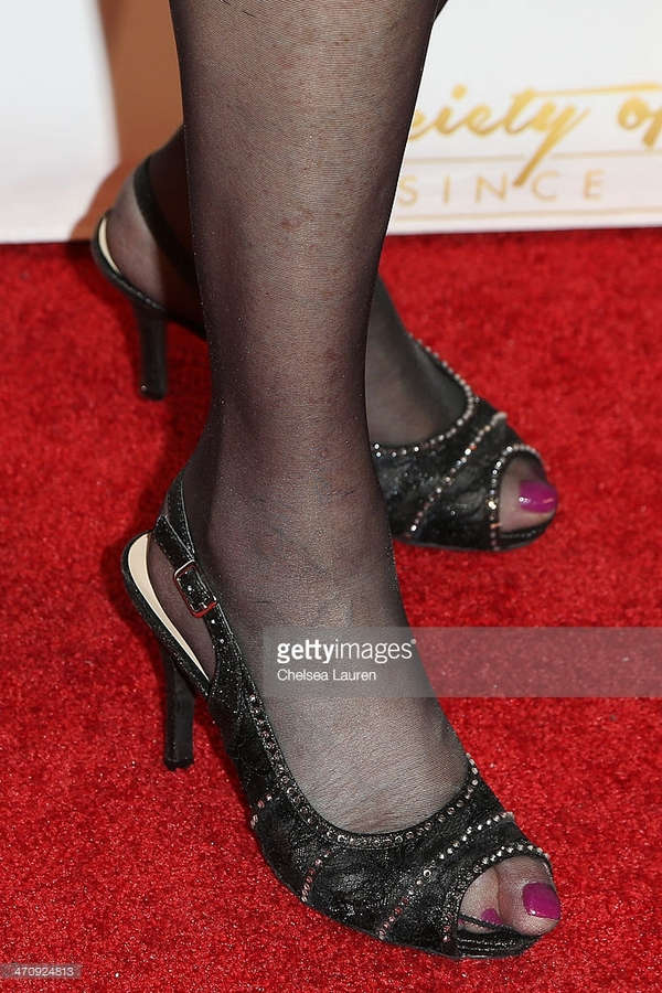Kate Linder Feet