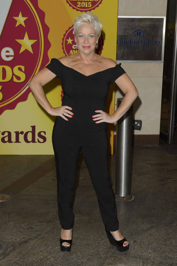 Denise Welch Feet