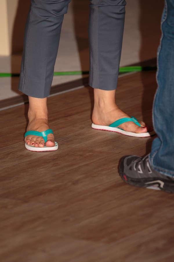 Annett Moller Feet