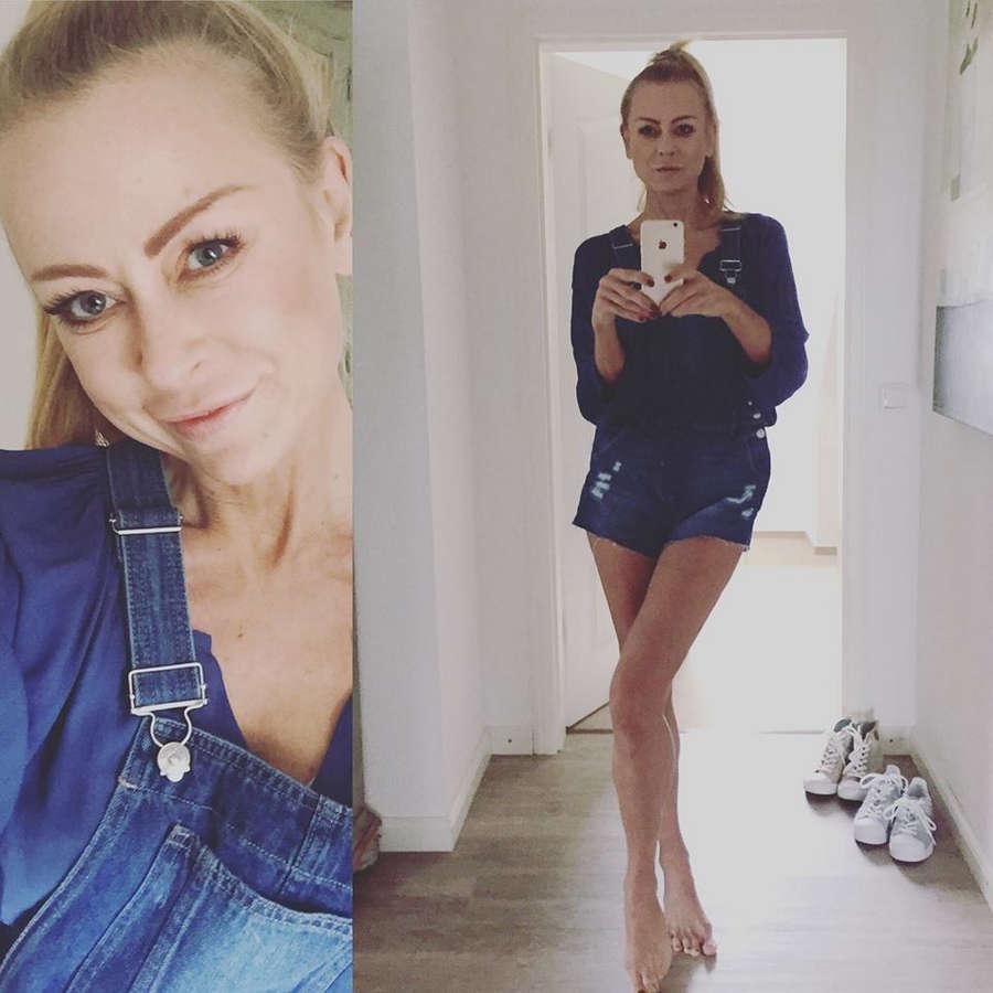 Jenny Elvers Feet