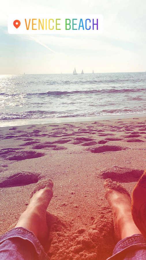Victoria Neukom Feet