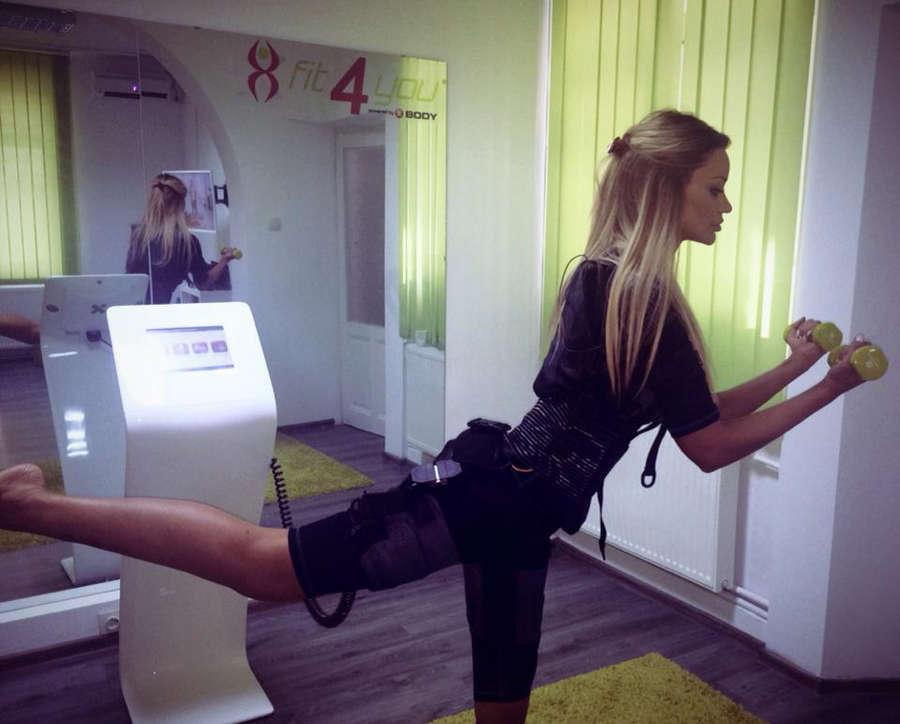 Bianca Dragusanu Feet