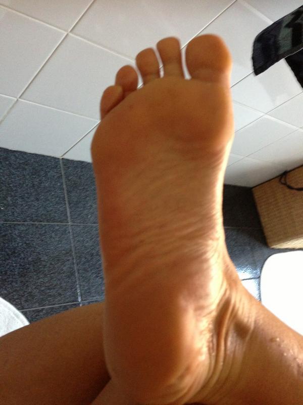 Roberta Beta Feet