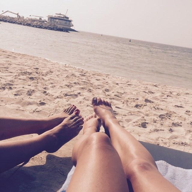 Amanda Rendall Feet