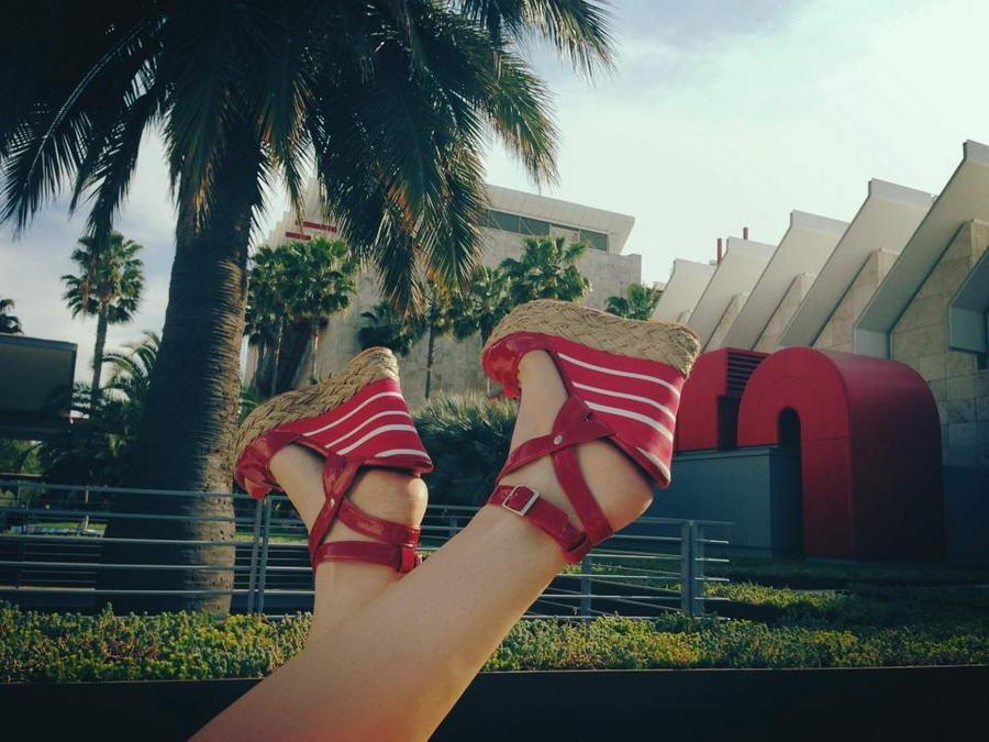 Michelle Faraone Feet