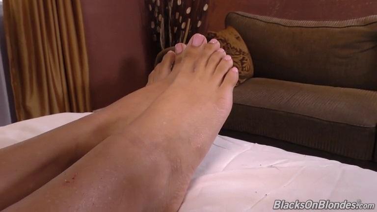 Jade Jantzen Feet