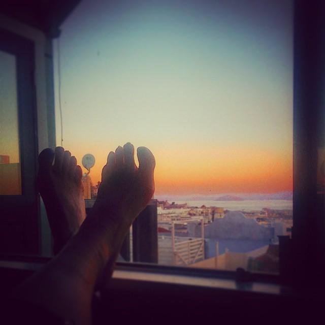 Allison Mack Feet