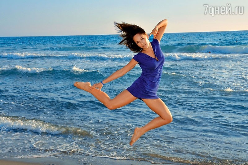 Irina Medvedeva Feet