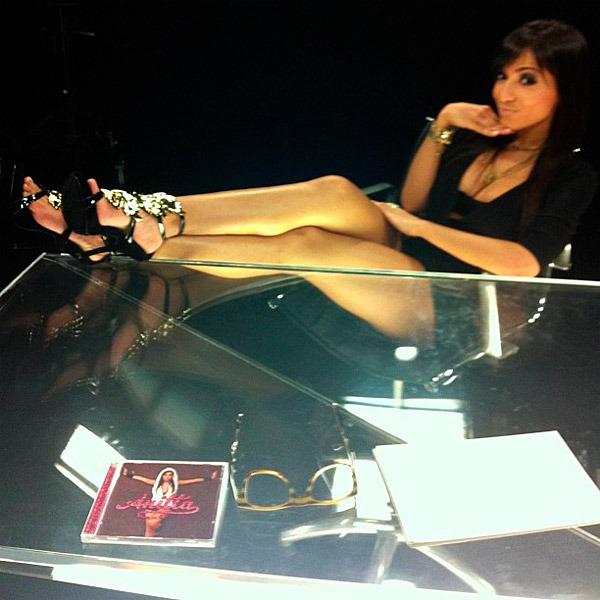 Anitta Feet