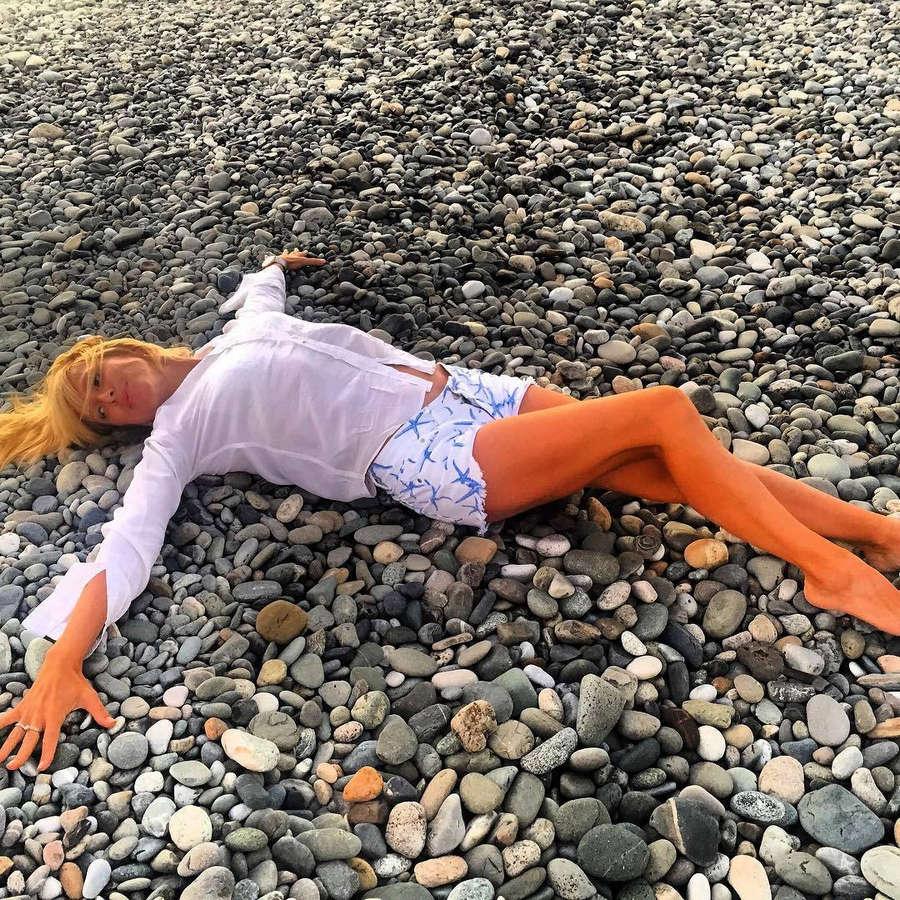 Irina Grineva Feet