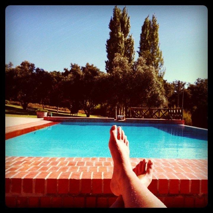 Maria Botelho Moniz Feet