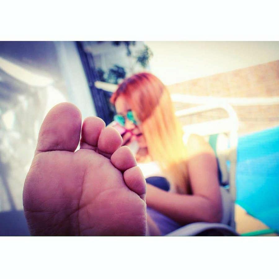Karenina Rojel Feet