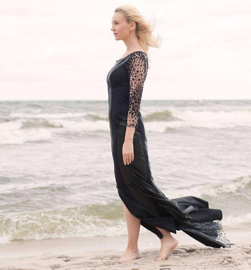 Olga Borys Feet