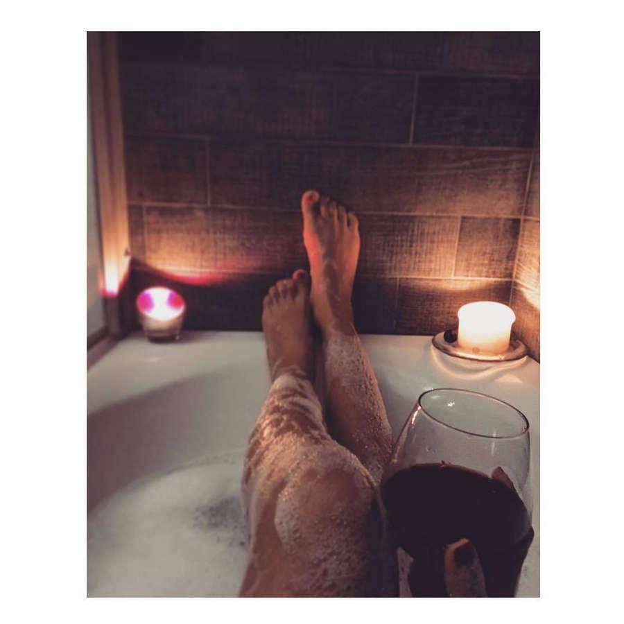 Mikaela Neaze Silva Feet