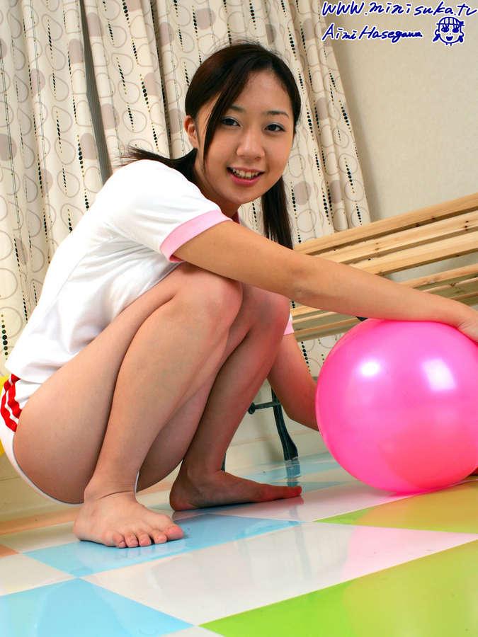 Aimi Hasegawa Feet
