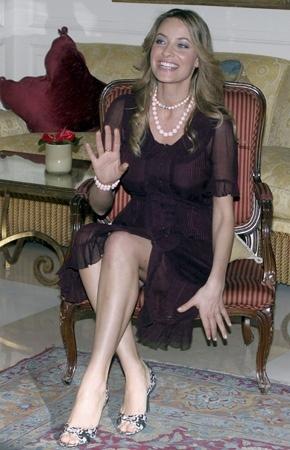 Barbara Matera Feet