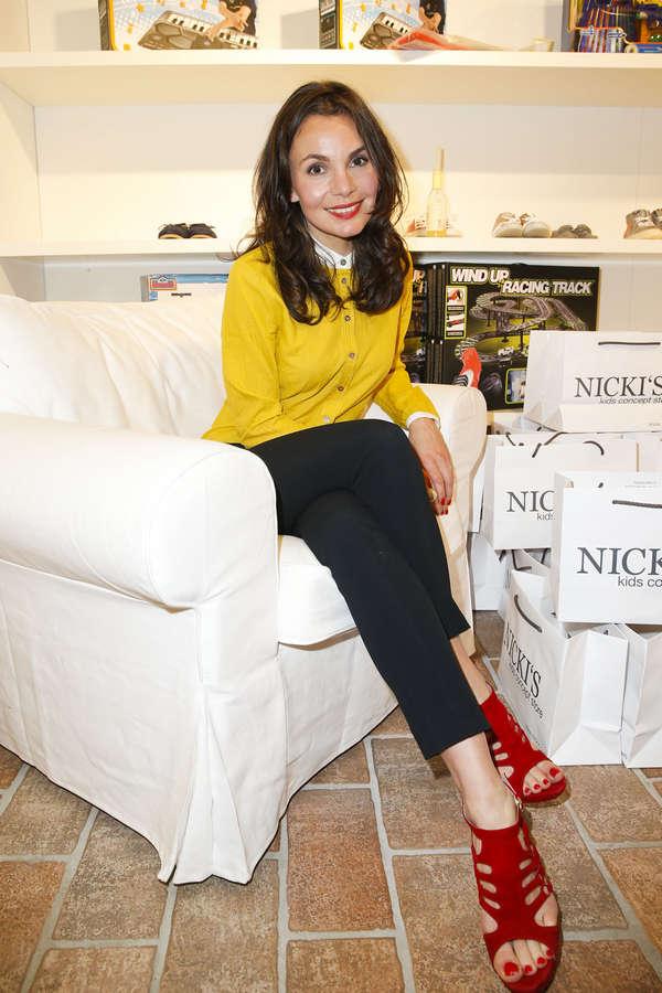 Nadine Warmuth Feet