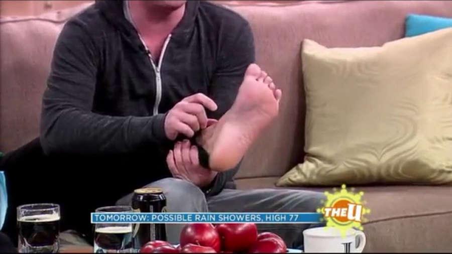 Jeanne Sparrow Feet