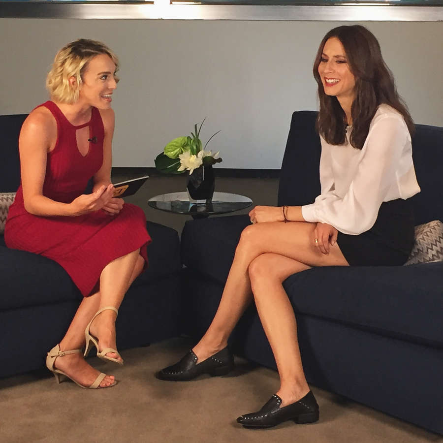 Kristen Gill Feet