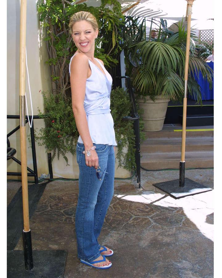 Andrea Parker Feet