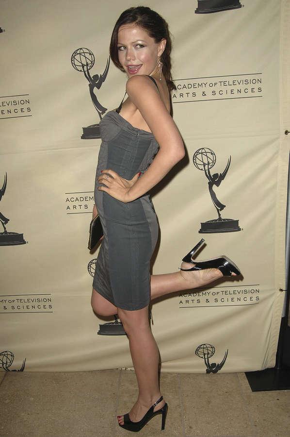 Tammin Sursok Feet