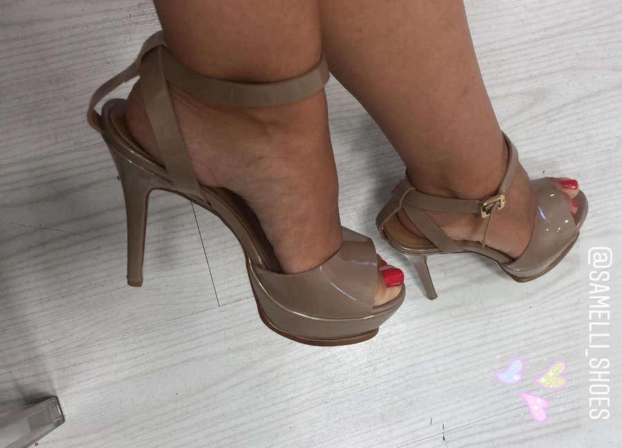 Joana Teles Feet