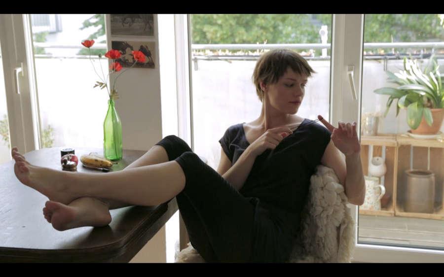Silvia Juliane Reichert Feet