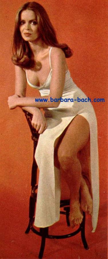 Barbara Bach Feet