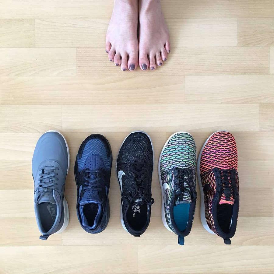 Stephanie Au Feet