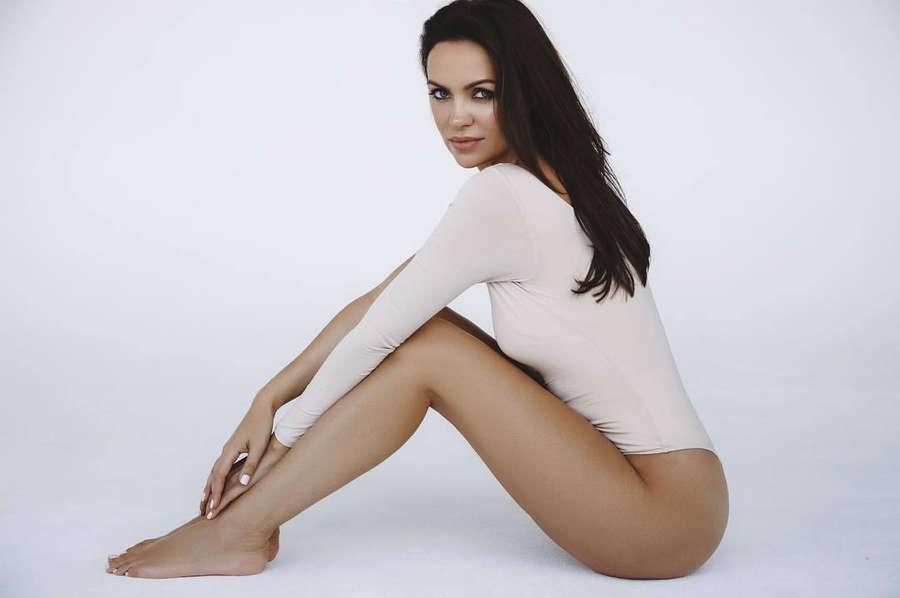 Valeriya Kondra Feet