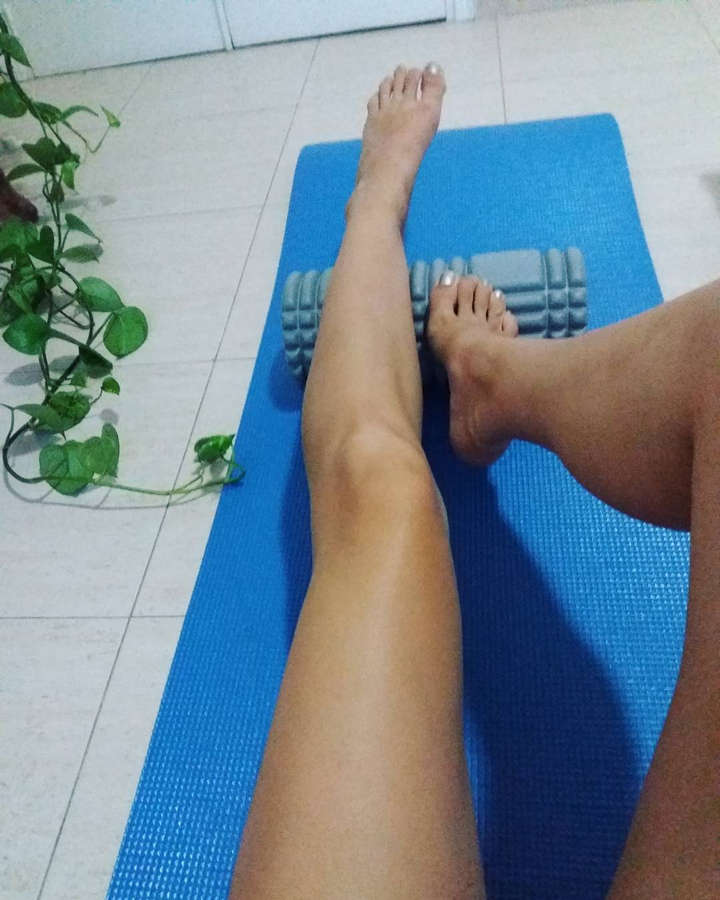 Alina Nastase Feet